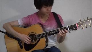 """カーペンターズの """" 雨の日と月曜日は """"をソロギターで弾きました。ソロ..."""