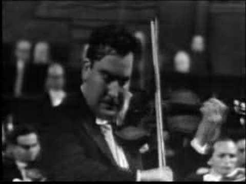 Christian Ferras plays Sibelius Violin Concerto: 2nd mov.