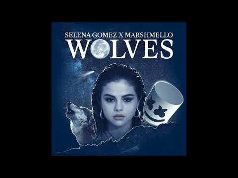 Selena Gomez, Marshmello - Wolves (Audio Official)