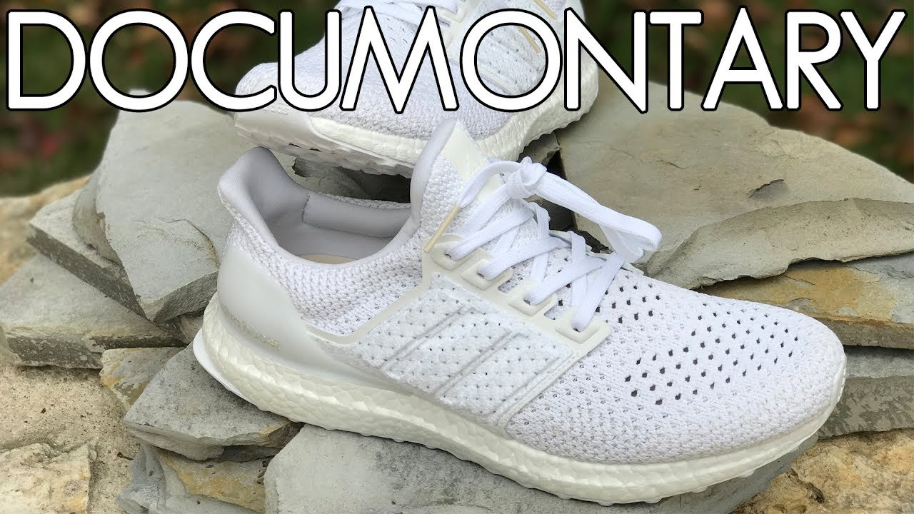 d3d5eb6ce915e adidas Ultra BOOST Clima Triple White • Review