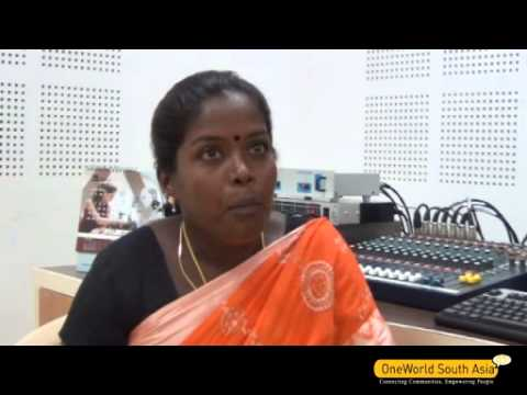 Dhanam speaks about Shyamalavani Community Radio, Tamil Nadu