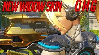 BLIZZARDWORLD | NOVA WIDOWMAKER SKIN + GOLD WEAPON | SEXINESS OVER 9000