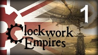 Clockwork Empires Let's Play - Episode 1