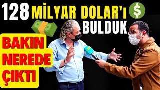 EFSANE yine KONUŞTU  128 Milyar DOLAR ve Türkiyenin KURTULUŞ Planını Anlattı...