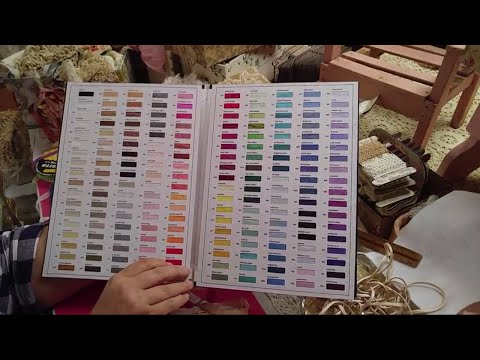 Hug Snug Seam Binding Color Chart and Haul Playing With Pretties