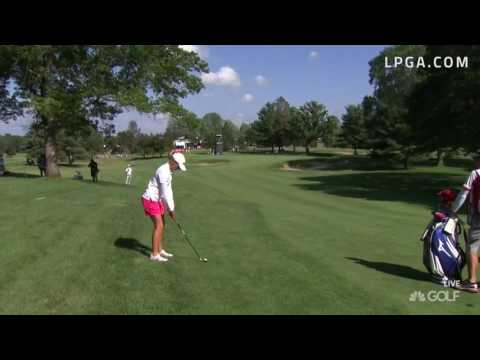 Stacy Lewis First Round Highlights 2017 Meijer LPGA Classic
