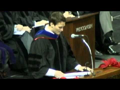 Jake Wood: Winter 2011 Commencement Address