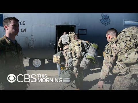 Trump sending 5,000 troops to southern border