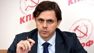 Клычков сменит Потомского на посту главы Орловской области