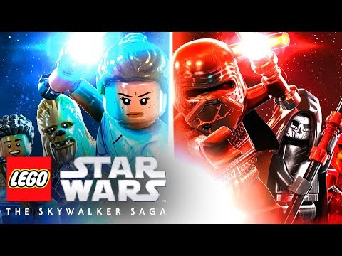 LEGO Star Wars: The Skywalker Saga - Everything We Know So Far!