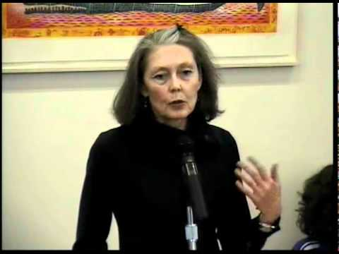 Blaney Lecture: Anne Carson