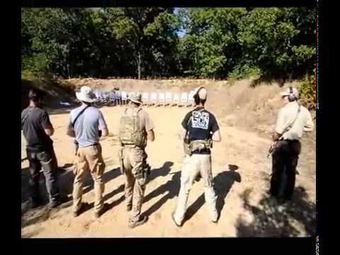 Combat Focus Shooting - Carbine Training - Sept 2014