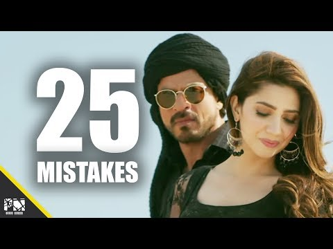 25 movie mistakes in Raees you completely...