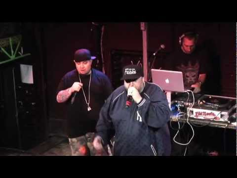 Heavy Metal Kings (Ill Bill, Vinnie Paz) live in Montreal 2011
