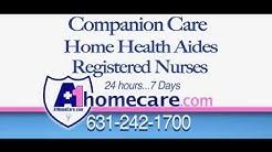 Companion Care,Home Health Aides,home care Nassau & Suffolk Counties,HHA, PCA, ELDER CARE BABYLON