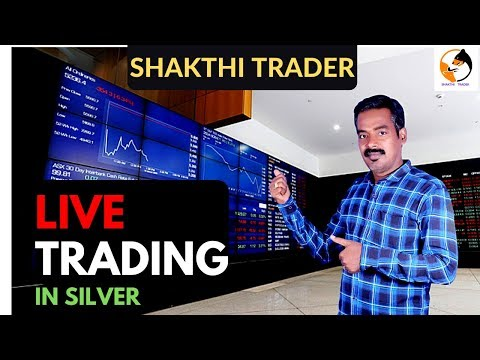 BEST AND EXCELLENT INTRADAY TRADING LIVE IN SILVER