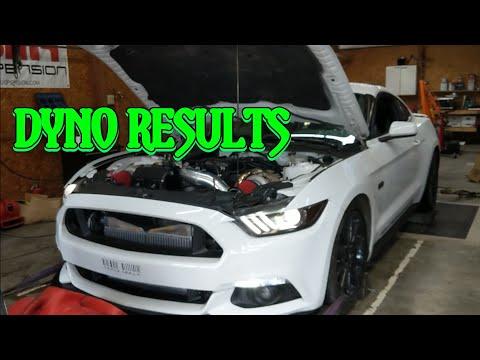 2015 Mustang Twin Turbo