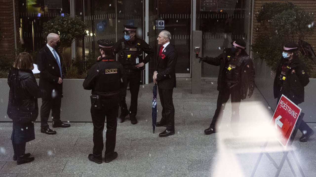 Brian Rose arrested and banned from campaigning as London Mayor
