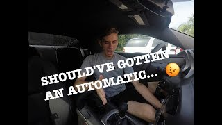 The 5 Things I HATE About Daily Driving a Manual!!
