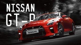 видео Ниссан ГТР 35 - тест-драйв, характеристики, фото, цена Nissan GTR R35 (2017)