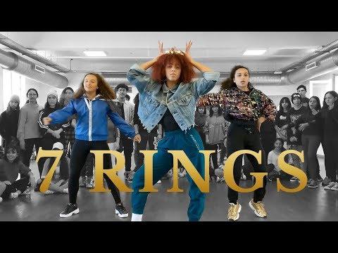 Ariana Grande 7 Rings Dance Choreography