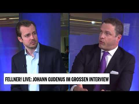 Fellner! Live: Johann Gudenus im großen Interview