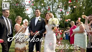 José + Jen | Janesville Armory Wedding Slideshow by Peer Canvas Rockford Wedding Photographer