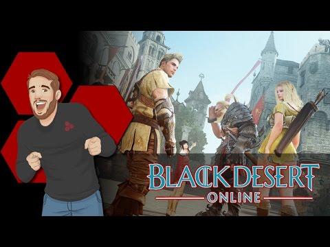 Black Desert Online - MMORPG com