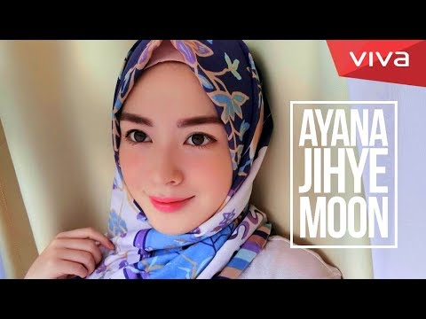 Ayana Jihye Moon, Hijaber Korea yang Bikin Meleleh!
