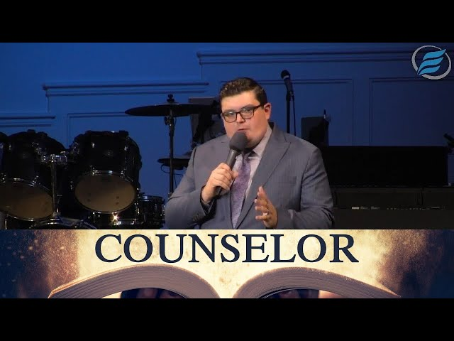 12/30/2020  |  The Counselor  |  Rev. Tyler Ritchey