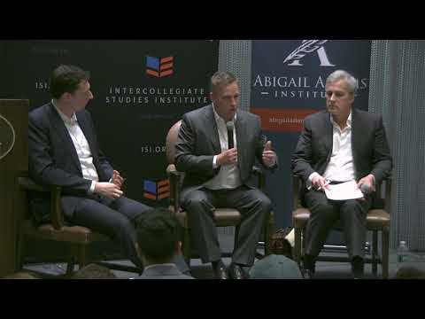 Great Ideas Debate: Peter Thiel and William Hurlbut