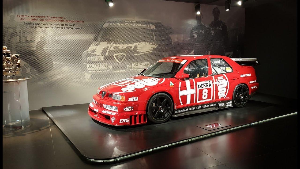 Alfa Romeo Müzesi | VLOG | [English Subtitled]