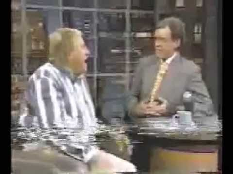 1994  Jerry Van Dyke first visit Jerry & Dave do Impressions