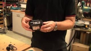 Walkthrough - Ray Wilby of Makita explains lithium-ion battery technology