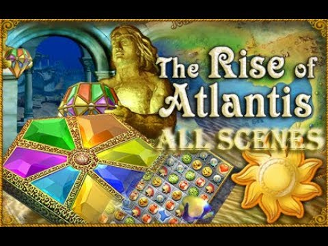 The Rise Of Atlantis - All Scenes (2007)
