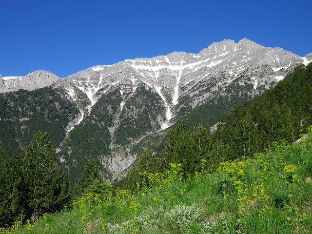 Ο Όλυμπος σε 10 λεπτά! Mount Olympus in 10 minutes