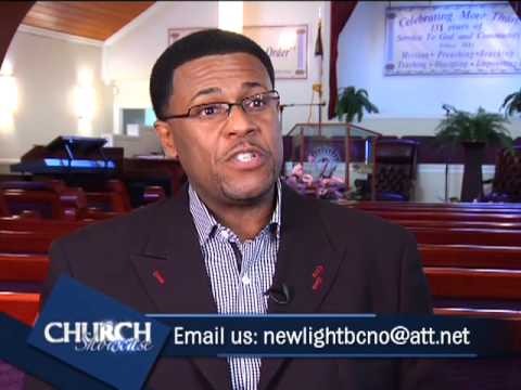 New Light Baptist Church   New Orleans