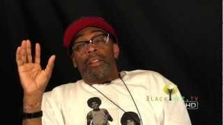 Spike Lee on Obama, The Church and Red Hook Summer   Hollywood Talk