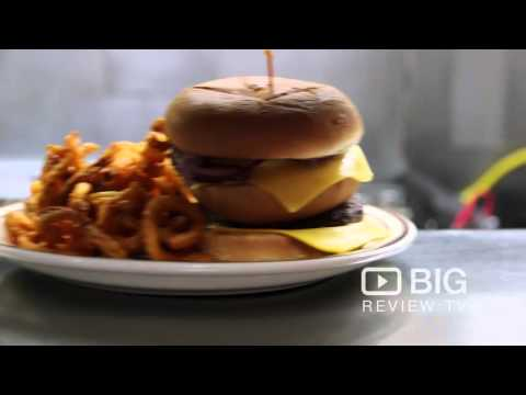 Food | Denny's Family Restaurant | New Zealand | Big Review TV | Silver