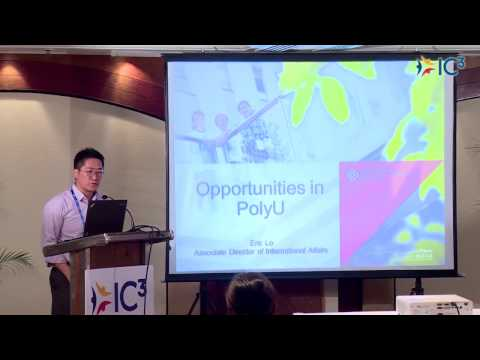 2016 IC3 Conference | Hong Kong: Land of Opportunities!
