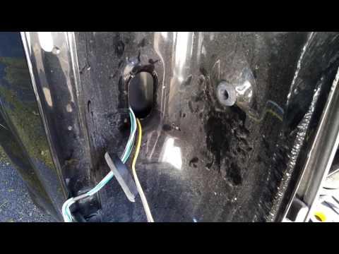 wiring caravan hook up