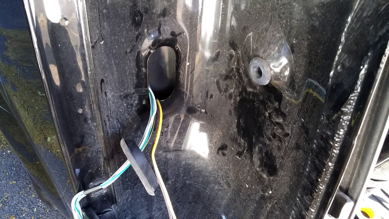 medium resolution of run dodge caravan trailer wiring inside the van