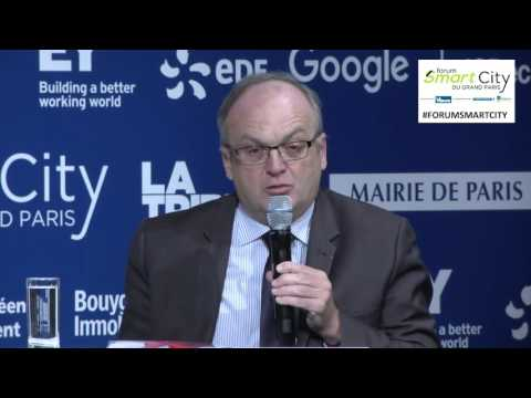 [Forum Smart City] Débat: Comment rendre le Grand Paris Express intelligent ?