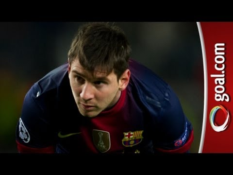 Messi injury leaves Muller record in doubt