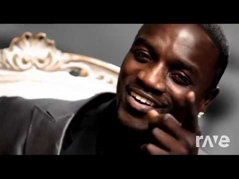 Greatest Of All Time Akon Mash Up! P-Mo Mix