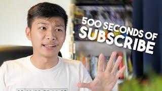 Gue Kasih 500 Detik Buat Subscribe