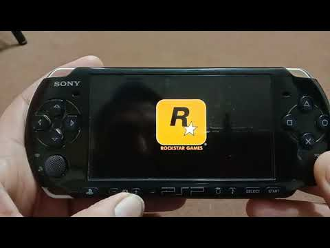 Sony Psp 3000 Unbox In Year 2020
