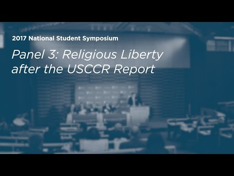 Religious Liberty after the USCCR Report
