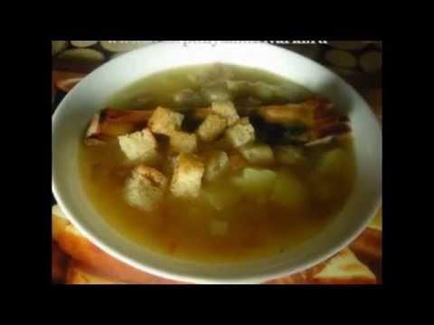 Суп гороховый голландский