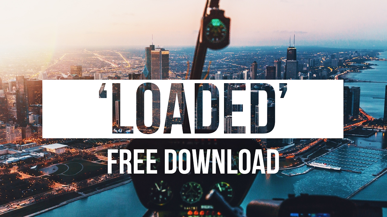 Relaxing Chill Wavy Trap Hip Hop Instrumentals Rap Beat 'Loaded